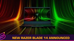 Razer Blade 14 Returns with AMD Ryzen 9 5900HX and RTX 3080