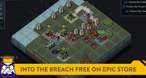 Into The Breach Is Free On the Epic Games Store
