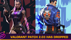 New Valorant Patch Brings Changes to Yoru and Reyna