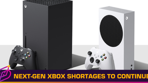 Expect Xbox Series X/S Shortages Till 2021