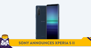 Sony Announces Xperia 5 II With 120 Hz Refresh Rate and 240 Hz Touch Scanning Rate