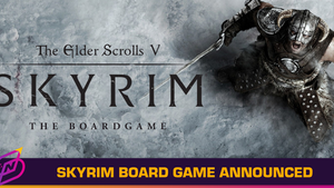 Skyrim is Getting a Board Game