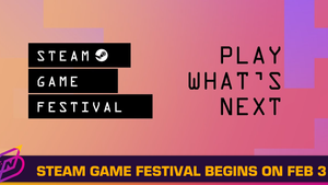 Steam Game Festival: February 2021 Edition to Begin on February 3
