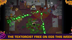 The Textorcist Is This Week's Free Epic Games Store Game