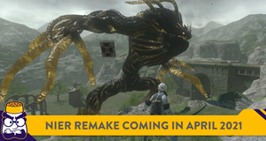 The Nier Replicant Remaster Is Coming Next April