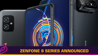 ASUS Announces Zenfone 8 Series with Snapdragon 888