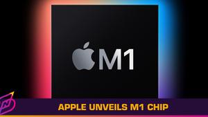 Apple Unveils New M1 Chip