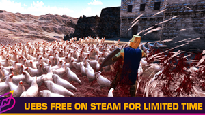 Ultimate Epic Battle Simulator is Free on Steam for a Limited Time