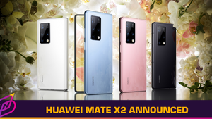 Huawei Announces the Mate X2, Their New Flagship Foldable Phone