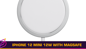 iPhone 12 Mini Limited to 12W Peak Charging with MagSafe