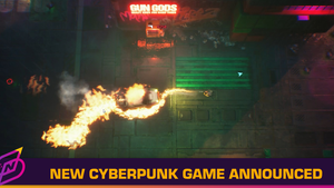 Top-Down Cyberpunk Action Game Glitchpunk Announced