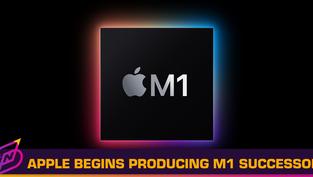 Apple Begins M2 Chip Production