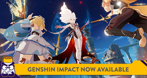 Genshin Impact Is Now Out