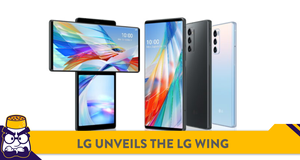LG Unveils The Swivel-Capable LG Wing