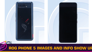 More ROG Phone 5 Images and Info Have Shown Up