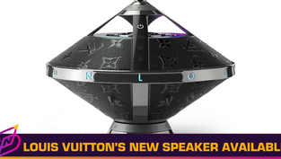 Louis Vuitton's RM12k+ Light Up Speaker Available for Purchase