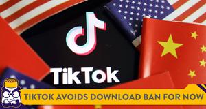 TikTok Download Ban Temporarily Blocked By Judge