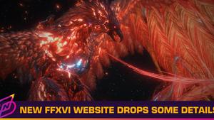 Square Enix Reveals Final Fantasy XVI World Details, Protagonist's Name (It's Clive)