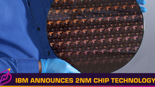 IBM Announces World's First 2nm Chip Technology