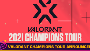 Riot Announces Valorant Champions Tour For 2021
