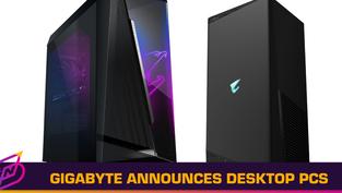 GIGABYTE Announces AORUS MODEL X and MODEL S Desktops