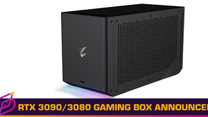 GIGABYTE Announces AORUS RTX 3090/3080 GAMING BOX