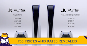 PlayStation 5 Prices Revealed, Will Be Out in November