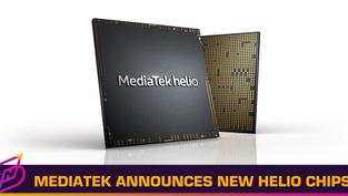 MediaTek Announces Helio G96 and Helio G88 Chips