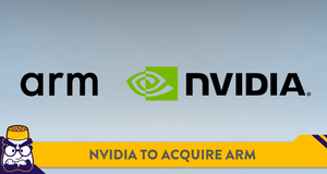 NVIDIA To Acquire ARM, Has Plans For AI Research