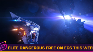 Elite Dangerous is Free on Epic Games Store This Week