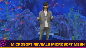 Microsoft Mesh's Holograms Will Enable Virtual Meetings and More