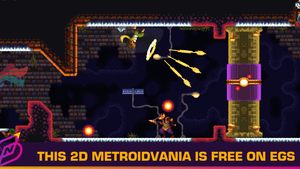 2D Metroidvania Dandara: Trials of Fear Edition is Free on Epic Games Store