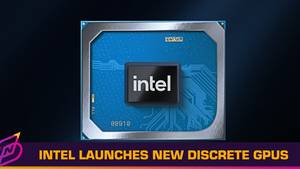 Intel Launches Iris X MAX Graphics