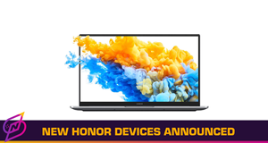 Honor Announces MagicBook Pro and Watch GS Pro