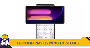 LG Wing To Be LG's First Explorer Project Device