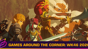[Games Around the Corner] Week 46, 2020 – Be A Hyrule Warrior