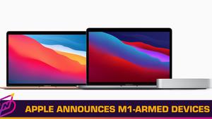 Apple Reveals New M1-Equipped MacBook Air, 13-inch MacBook Pro, and Mac Mini