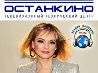 """Инесса в проекте """"Привет! Это - я!"""" на Радио """"Голоса планеты"""""""