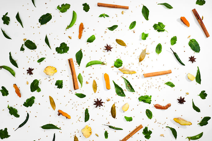 Cultiv.Ate lentil, pea & curry leaf ingredients