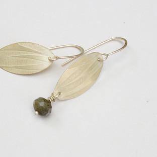 Fern Drop Earrings £40