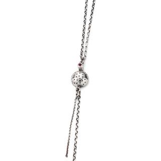 Orb Drop Necklace £95
