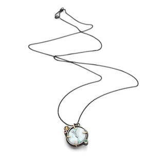 Butters Tor Locket Necklace