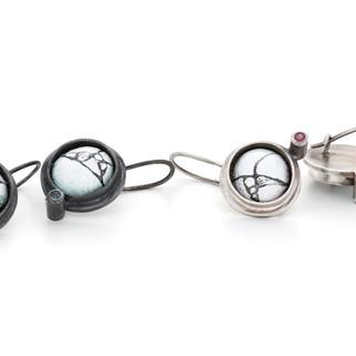 Codda Tor Drop Earrings