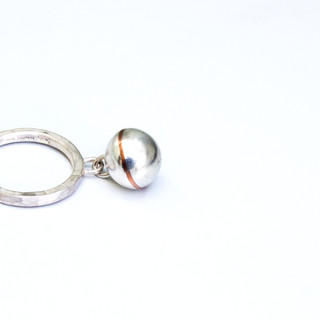 Moving Sphere Ring £110