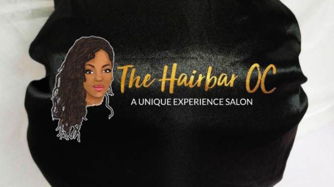 The Hairbar OC Satin Bonnet
