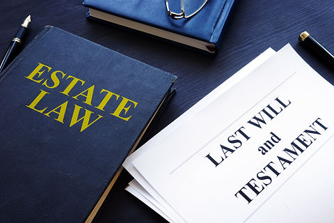 Canva - Estate law, last will and testam