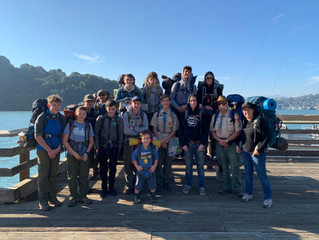 Angel Island 2018—A True Adventure!
