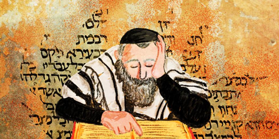 Charla: Literatura judía como clave de interpretación bíblica