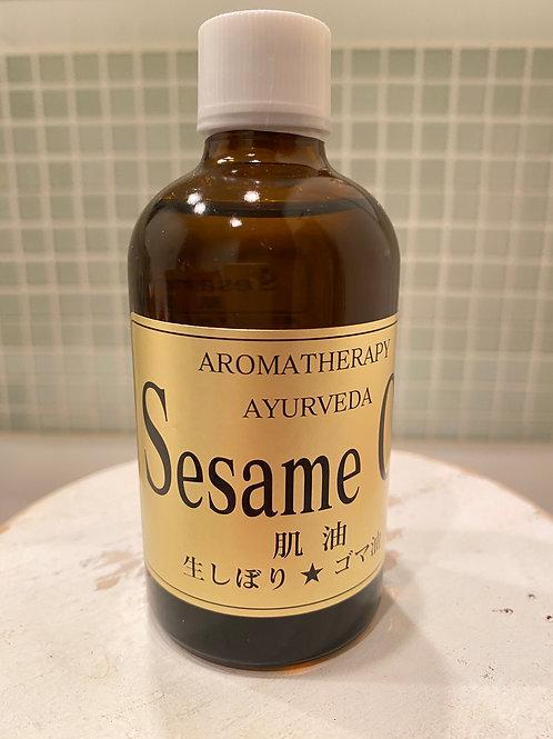 セサミオイル肌油(110ml)