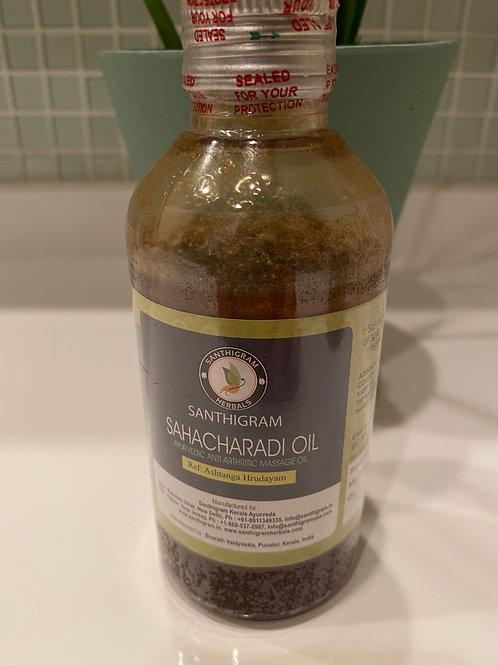 サハチャディオイル (Sahachardi oil)